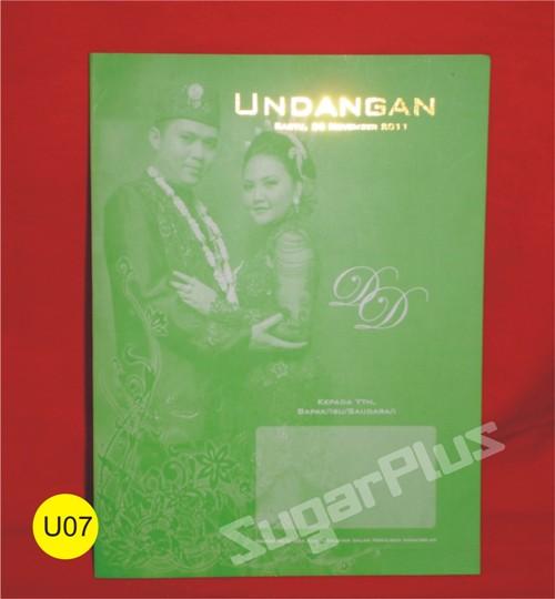 Undangan Pernikahan MURAH dan UNIK di Jakarta